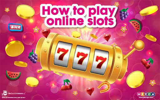 TIPS SLOT ONLINE – STRATEGI TERBAIK MESIN SLOT